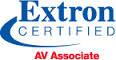 Extron Certified Logo